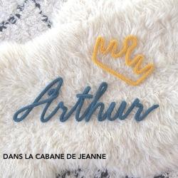 Arthur couronne