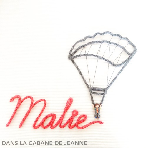 Malie parachute