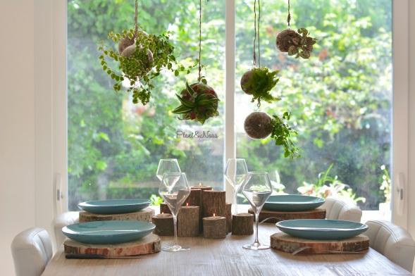 Plafond vegetal Plant&Nous
