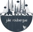 logo julie pour site gris pantone7416c