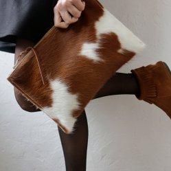 pochette vache
